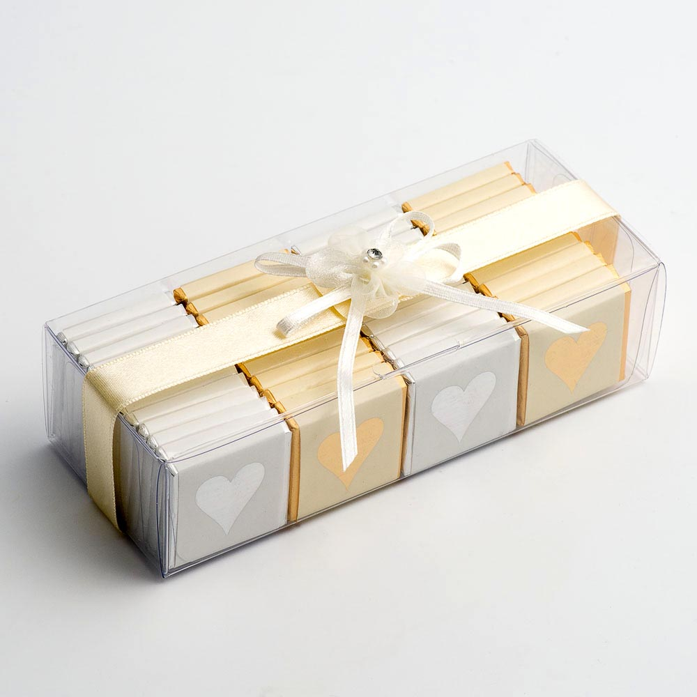 rectangular favour box