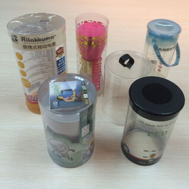 Cylinder-Plastic-Packaging-Transparent-Clear-Tube